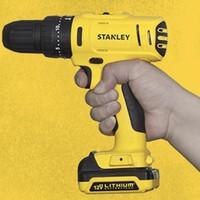 5日0点:STANLEY 史丹利 SCH121SK-A9 12v锂电钻冲击钻