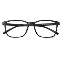 潮库 全TR近视眼镜+1.61防蓝光镜片(0-800度)