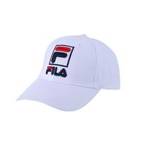 FILA 斐乐 男女款鸭舌帽 FF-HT11147AOAU
