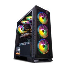 AMD三代锐龙R5 3500X/GTX 1660S 游戏台式吃鸡电脑主机DIY组装机