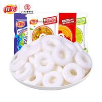 佳宝  水果含片糖  150g*4袋