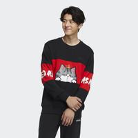 adidas 阿迪达斯 NEO 21新春系列 M CNY WW SWT 吾皇万睡联名 GP5760 男士运动卫衣