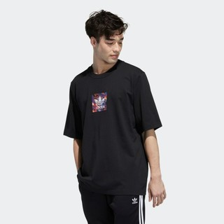 adidas 阿迪达斯 CNY GRAPHIC TEE H09193 男子运动T恤