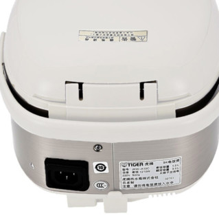 TIGER 虎牌 JKW-A10C 电饭煲 3L 驼色