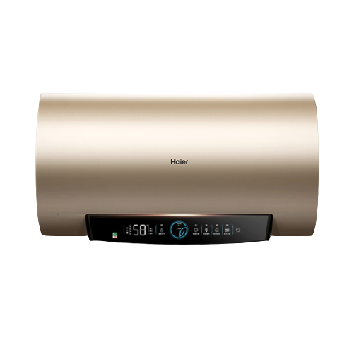 Haier 海尔 60升家用电热水器 2200W速热金刚无缝内胆水质监测超大水量高温灭菌WIFI智控 EC6001-PD3(U1)