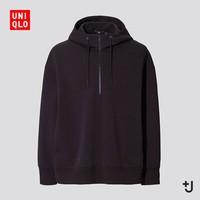 UNIQLO 优衣库 +J 437821 男士连帽卫衣
