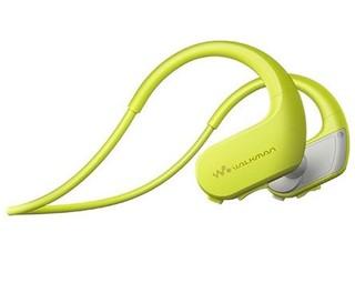 SONY 索尼 NW-WS414 音频播放器 8G 柠檬绿