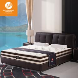 凤阳床垫 美好生活 1.5米 乳胶垫 独立袋装弹簧 1.8m椰棕垫