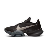 NIKE 耐克 air zoom系列 SuperRep 2 男子訓練鞋 CU6445-001 黑/鐵灰/金屬青灰/金屬青灰 38.5