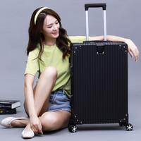 防摔拉杆箱万向轮20行李箱男女士学生旅行皮箱子密码登机箱包