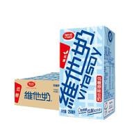 京东PLUS会员:vitasoy 维他奶 低糖原味豆奶 250ml*24盒 *2件