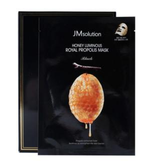 JMsolution 肌司研 水光莹润蜂蜜面膜 10片
