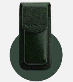 lotoo 乐图 PAW S1 皮质保护套 绿色