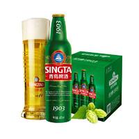 TSINGTAO 青岛啤酒 经典1903 473ml*12铝瓶装
