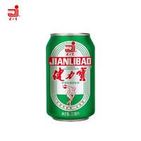 有券的上:JIANLIBAO 健力宝 国潮1984经典罐 柠蜜味运动碳酸饮料 330ml*24罐  *3件