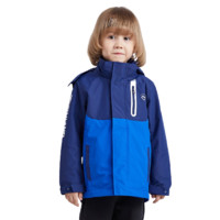 NORTHLAND 諾詩蘭 CO060093-1 兒童沖鋒衣 深寶藍 90