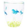 Milli Millu HG-328 月夜野工房动物玻璃杯 骏马 250ml