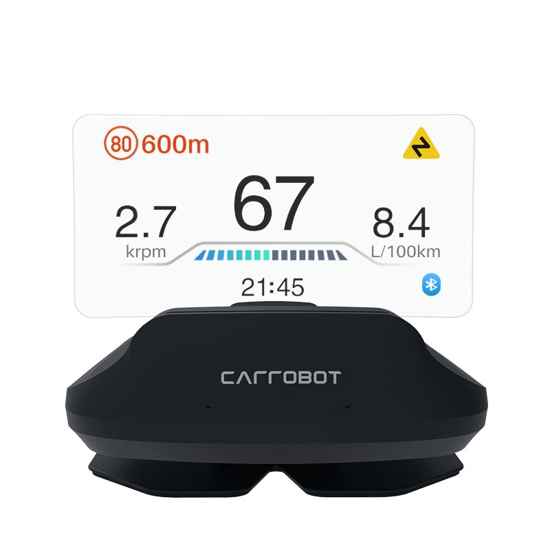 Carrobot 車蘿卜 BT2 OBD HUD抬頭顯示器