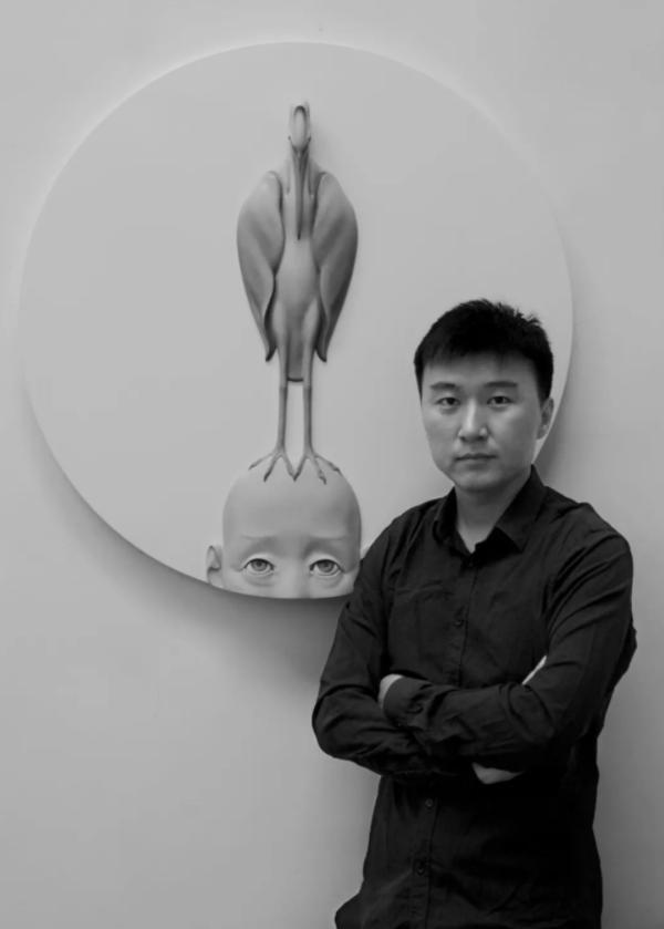 艺术北京 赵凯《自在·浮蜓-2》 雕塑原作 179×37×46cm