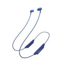 audio-technica 铁三角 ATH-CLR100BT 入耳式颈挂式无线蓝牙耳机 极致蓝