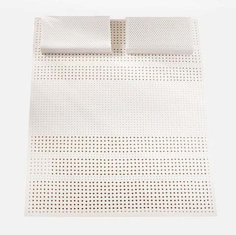 泰国进口皇家乳胶床垫单双人天然乳胶保健