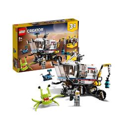 LEGO 乐高 Creator 创意百变 31107 太空探测车