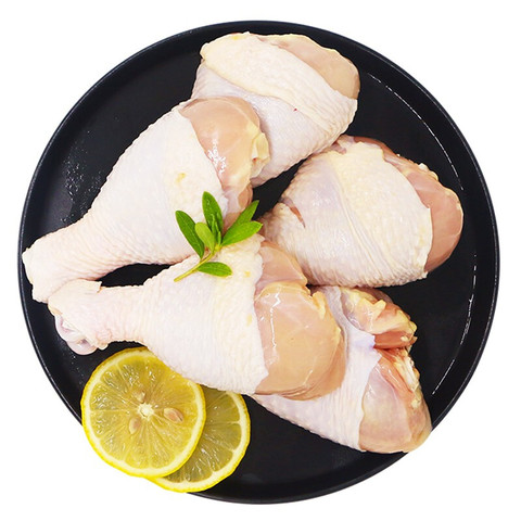 土记 琵琶腿鸡腿肉 1kg