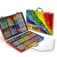女神超惠买、中亚Prime会员:Crayola 绘儿乐 04-2532 创意展现艺术珍藏礼盒
