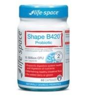 88VIP: Life space  B420益生菌 60粒 胶囊装 *2件