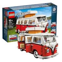 LEGO 乐高 Creator 创意百变高手系列 10220 大众T1露营车