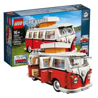 百亿补贴 :  LEGO 乐高 Creator 创意百变高手系列 10220 大众T1露营车