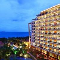 周末不加价!三亚辰光克拉码头酒店 高级海景双床房1晚(含早+免税店接送)