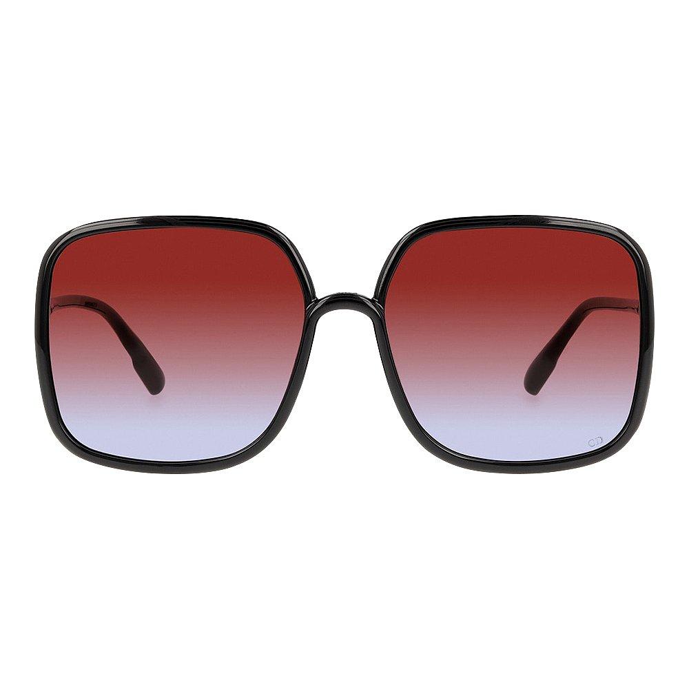 美国直邮【章若楠款】Dior迪奥眼镜明星同款方框墨镜SOSTELLAIRE1