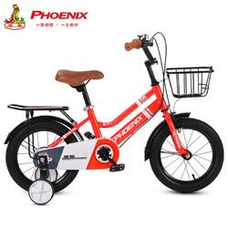 凤凰儿童自行车 12寸