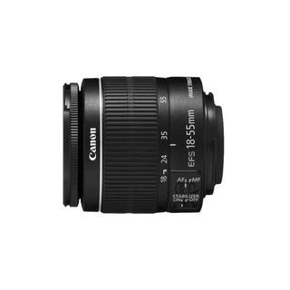 Canon 佳能 EF-S 18-55mm f/4-5.6 IS STM 标准变焦镜头 佳能卡口 58mm