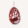 LOUIS VUITTON 路易威登 Objets Nomades系列 茧式吊椅 红色
