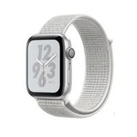 百亿补贴 : Apple 苹果 Watch Series 4 Nike+ 智能手表(GPS款、40毫米、回环雪峰白)