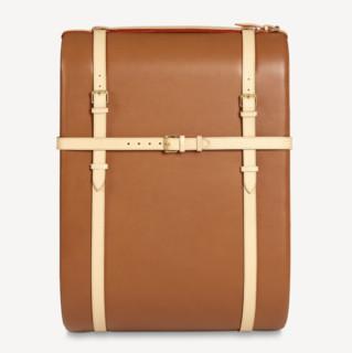Louis Vuitton Objets Nomades系列 便携躺椅 浅褐色