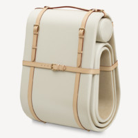 Louis Vuitton Objets Nomades系列 便攜躺椅 白色