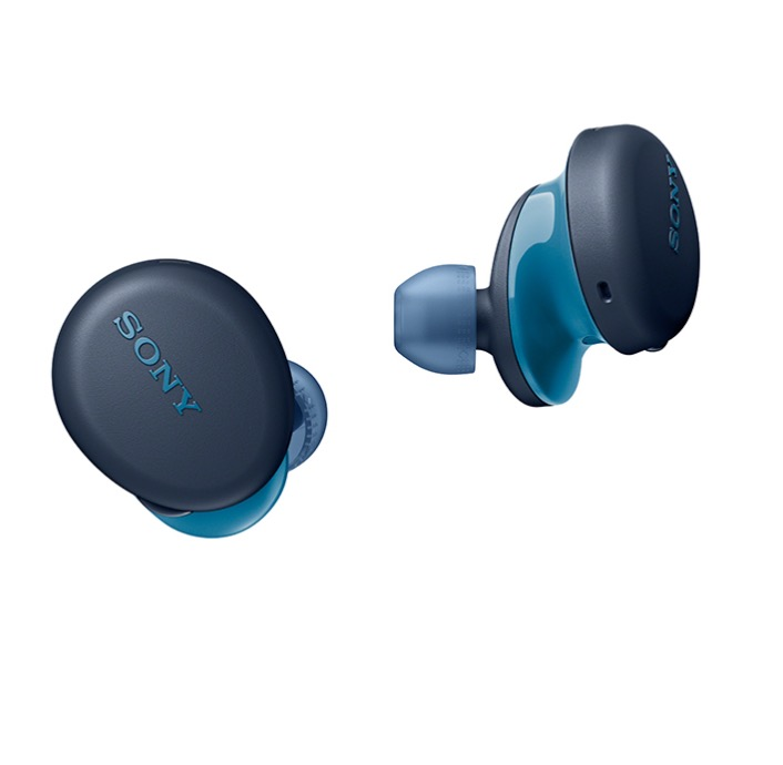 SONY 索尼 WF-XB700 入耳式真无线蓝牙耳机 蓝色