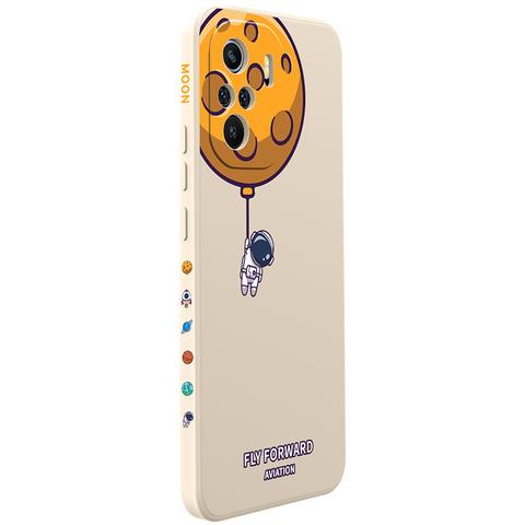 Pony 红米K40系列 液态硅胶手机壳