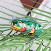 Tatanice铁皮青蛙跳跳蛙上发条怀旧玩具80后90后的经典玩具儿童幼儿玩具2个装