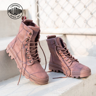 PALLADIUM帕拉丁军事复古马丁靴女靴时尚百搭高帮女鞋96451
