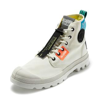PALLADIUM帕拉丁2021春季新款高帮帆布鞋街头撞色男女鞋轻量潮鞋