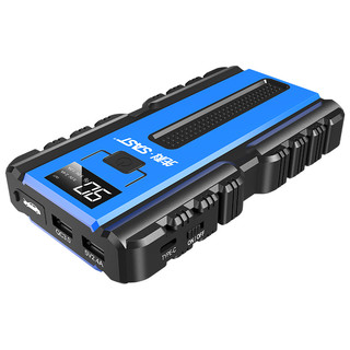 汽车应急启动电源车载充电宝启动器12v备用电瓶点火搭电救援神器