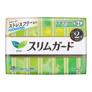 Laurier 乐而雅 进口零触感系列超丝薄日用卫生巾 20.5cm*28片