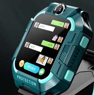 咪咪兔 智能手表 36.5mm 4G移动版 塑料表带 绿色(GPS)