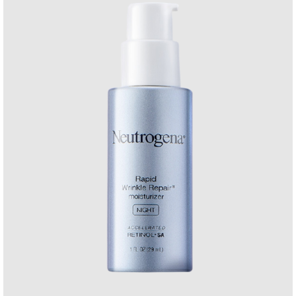 Neutrogena 露得清 抗皱修护a醇晚霜  29ml