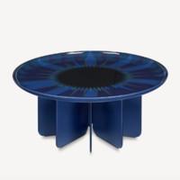 Louis Vuitton Objets Nomades系列 折疊桌 大號 藍色