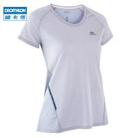 DECATHLON 迪卡侬 RUNW 8358191 女款运动T恤